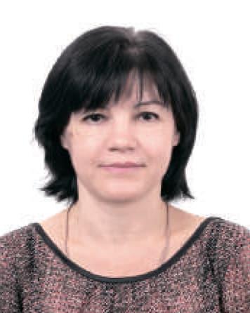Шахова Ольга Василівна