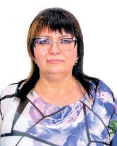 Воронова Наталія Валентинівна