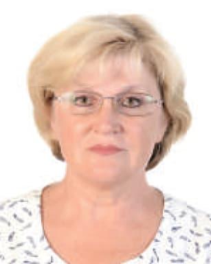 Чернікова Людмила Антонівна