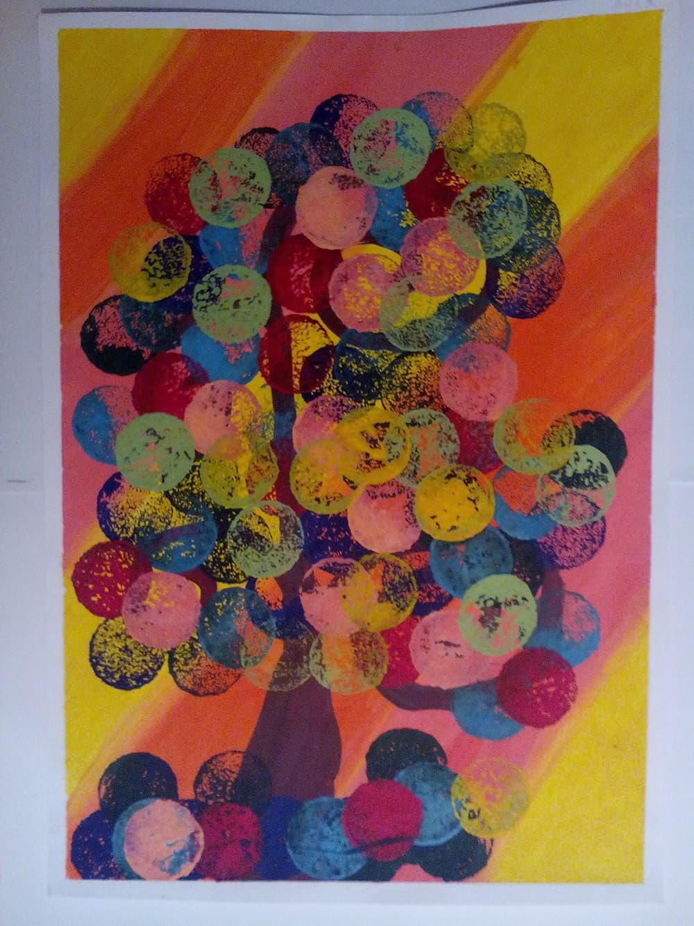 Масловська Милослава | Осінь-чарівниця
